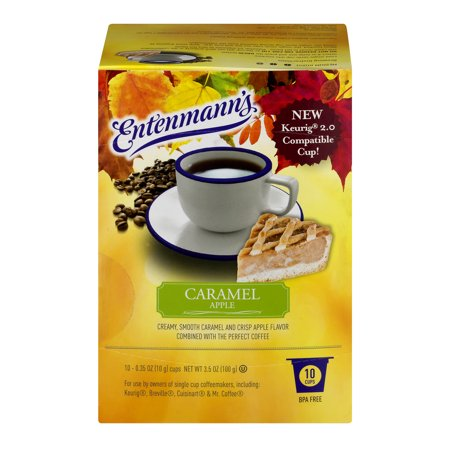 Entenmann's Coffee Single Cup Caramel Apple, 0.35 - Caramel Apple Ideas