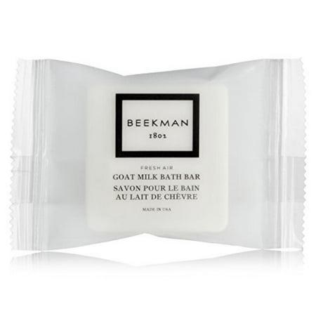 Beekman 1802 Fresh Air Goat Milk Bar Soap Lot of 16 Each 2 Oz Bars. Total of 32 Oz ()
