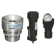 EXAIR 6244 Air Amplifier Kit,5 In Inlet,50 CFM