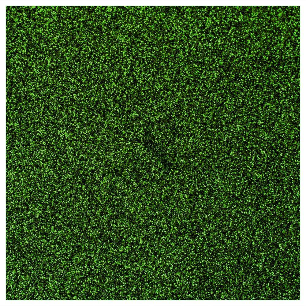 Siser Glitter Heat Transfer Material - Dark Green