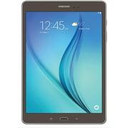 "Samsung Galaxy Tab A 9.7"" Tablet 16GB, Smoky Titanium Refurbished"
