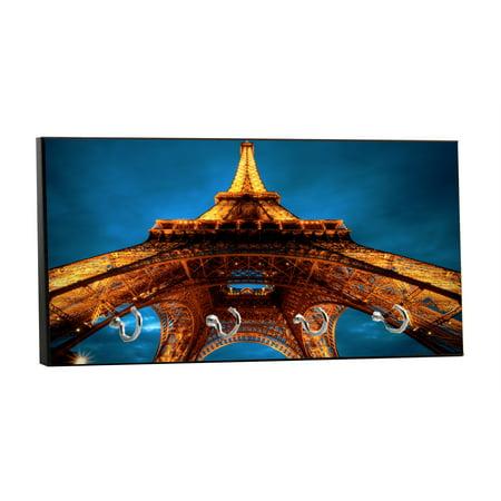 The Eiffel Tower in Paris, France at Night - Parisian - 5