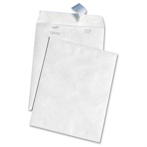 "Quality Park Tyvek Leather-like Envelope - Catalog - 10"" ..."
