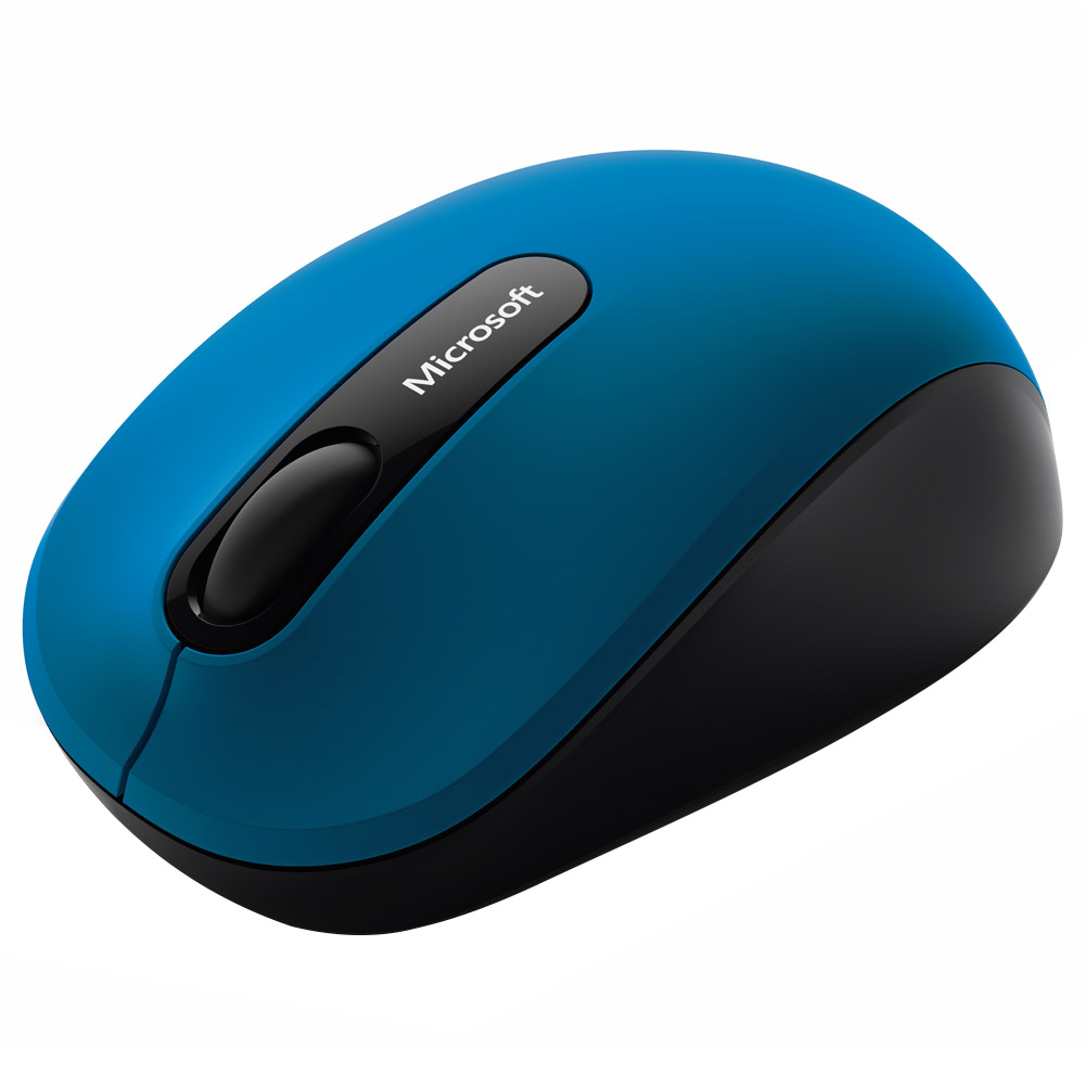 Microsoft Mobile Mouse 3600 - mouse - 4.0 - blue