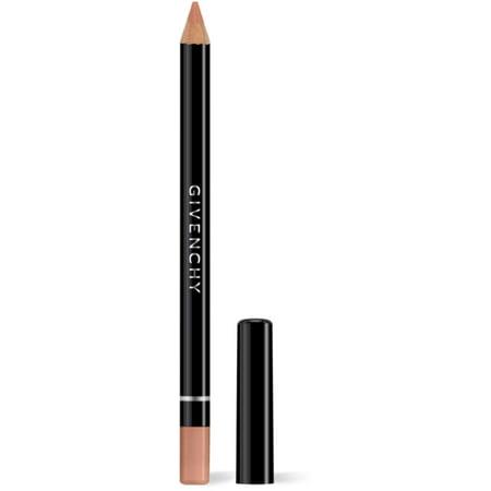 Givenchy Lip Liner Lip Brown (Givenchy Paris, Lip Liner w. Sharpener, [N10] Beige Mousseline .03 oz )