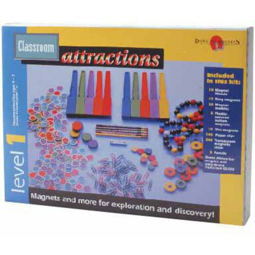 School Specialty Permanent Magnet Activity Kits Level 1 by Dowling Magnets