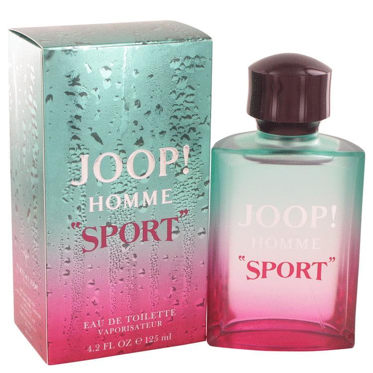 Joop! Homme Sport For Men By Joop Eau De Toilette Spray 4.2 Oz