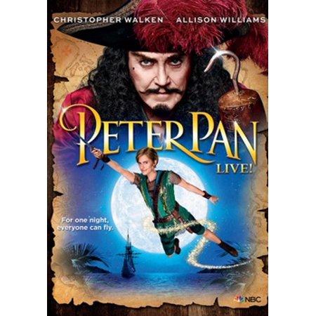 Peter Pan Live! (DVD)