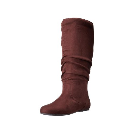 Brinley Co Womens Rebecca Round Toe Knee High Fashion Boots - image 2 of 2