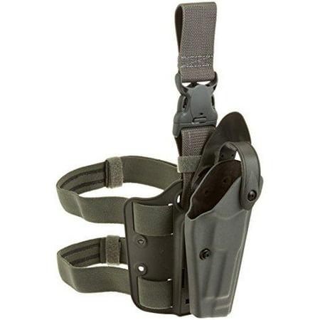 Safariland (BAE) SPS TACTICAL HOLSTER W/ QUICK RELEASE LEG HARNESS SFL 6005-73-541 (Safariland Leg Holster)