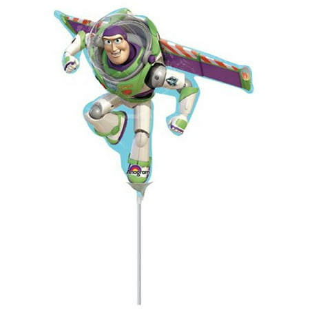 Anagram 54675 14 in. Toy Story Buzz Foil - Toy Story Balloons