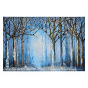 Ren-Wil The Forest of Solitude by Lecavalier Painting Print