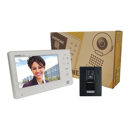 AIPHONE JOS-1A Video Intercom Station Kit,ABS (Aiphone Intercom)