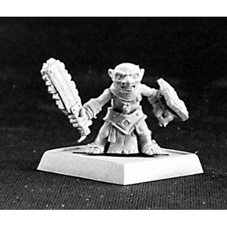 Reaper Miniatures Bloodstone Gnome Scragger #14418 Warlord RPG D&D Mini Figure