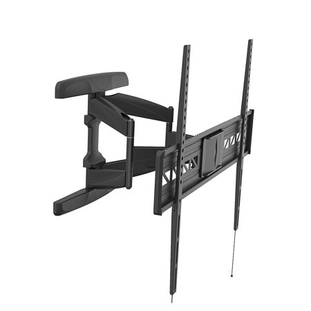 "Fleximounts A21 extra wide Full motion Swivel Tilt and Rotate TV Wall Mount Bracket for Most 47""-84"" LED LCD and Plasma Flat Screens up to VESA 800 x 600 and 132lbs"