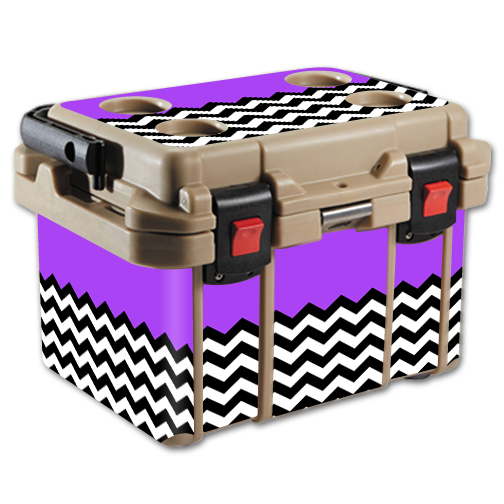 MightySkins Protective Vinyl Skin Decal for Pelican 20 qt Cooler wrap cover sticker skins