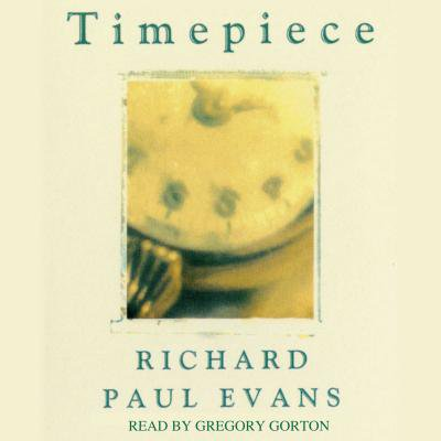 Timepiece - Audiobook -