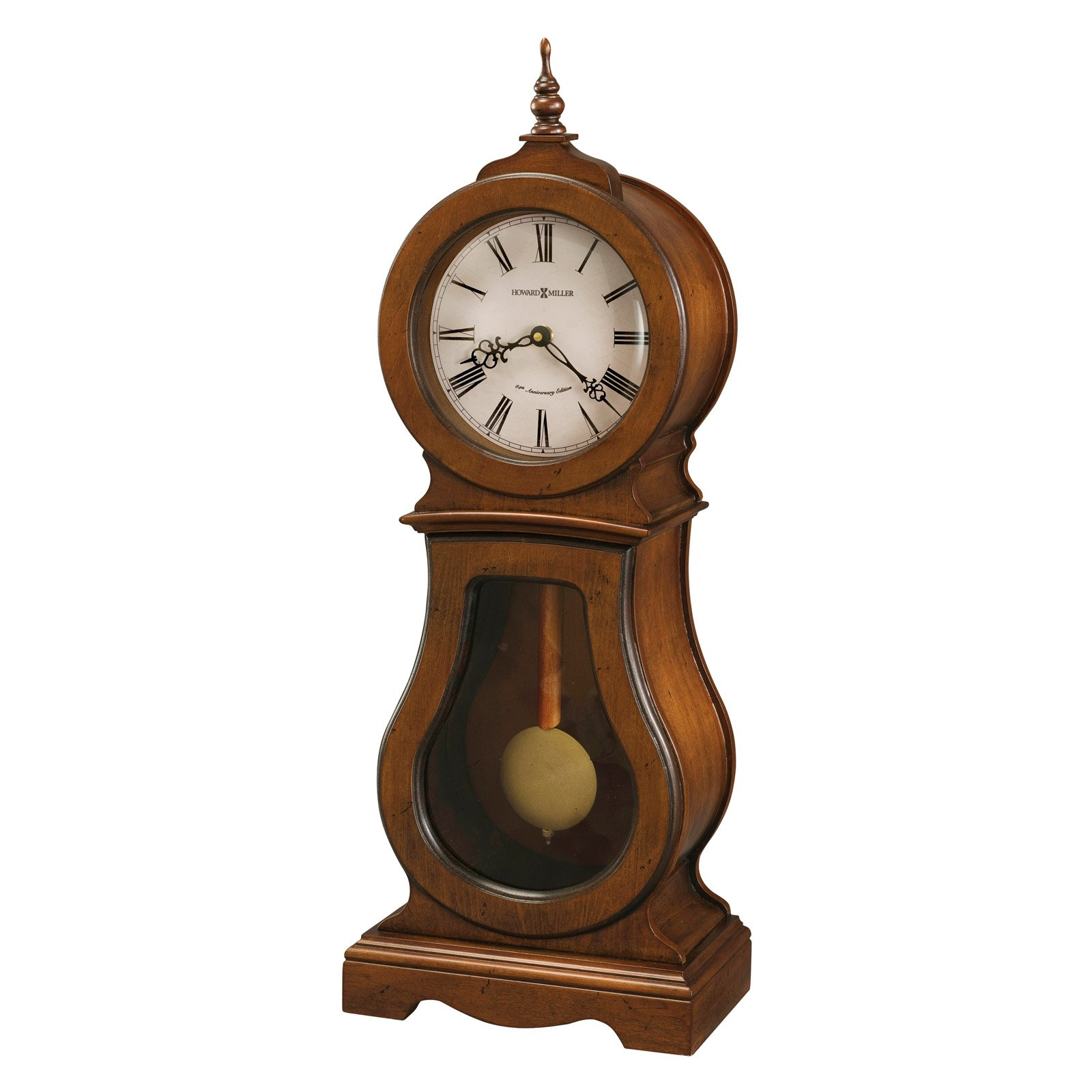 Howard Miller 635-162 Cleo Mantel Clock by Howard Miller