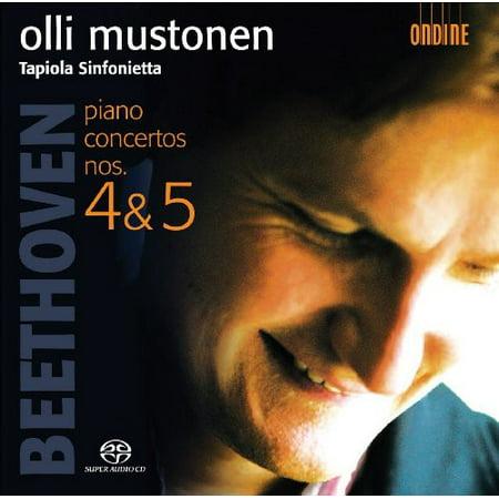 L.V. Beethoven - Beethoven: Piano Concertos Nos. 4 & 5