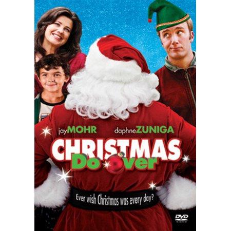 Christmas Do-Over (DVD)](Halloween's Over Christmas)