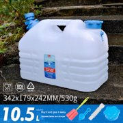 Jianama Outdoor Water Storage Bucket Picnic Car Driving Water Container with Faucet