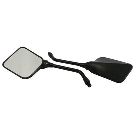 Bolt-on KIMPEX GP Sport Mirror - Pro Sport Black  #055069