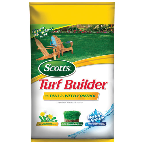 Scotts Turf Builder with Plus 2 Weed Control, 5m