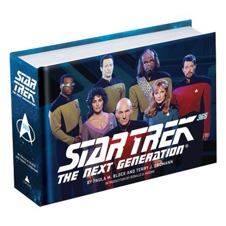 Star Trek: The Next Generation 365 (Star Trek The Next Generation Booby Trap)