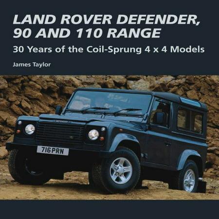 Land Rover Defender 90 And 110 Range