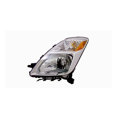 Replacement Driver Side Headlight For 04-05 Toyota Prius 8117047070  TO2502159