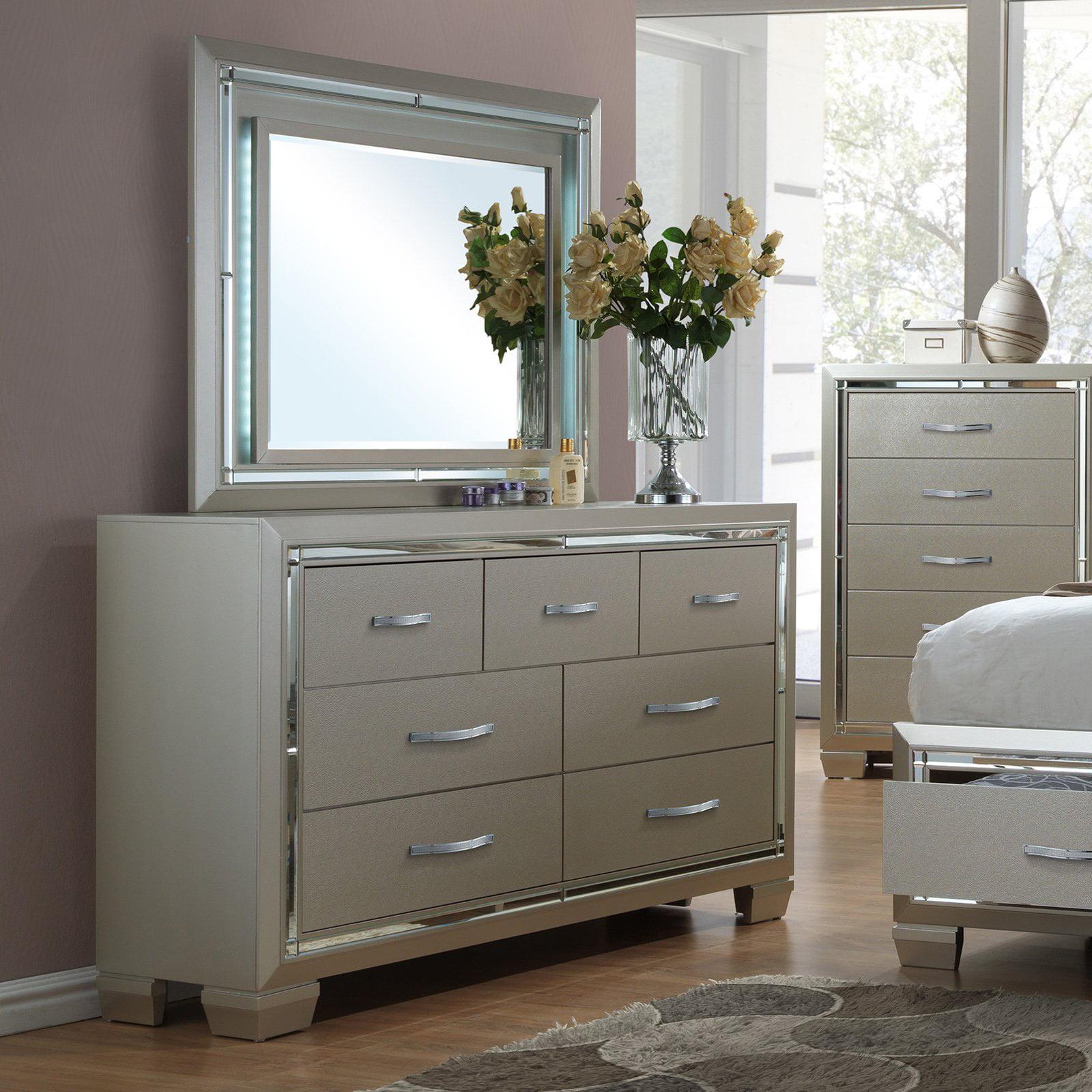 Picket House Glamour Dresser (Box 1 of 2)