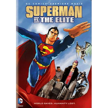 Superman vs. The Elite (DVD) (Dan Henderson Vs Michael Bisping 2 Stream)
