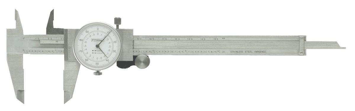 "Caliper 6"" Inch Metric by Fowler"