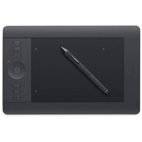 SPECIAL OFFER Wacom Intuos Pro Pen and Touch plus One Year Adobe Creative Cloud by Wacom