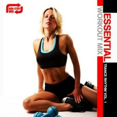 Essential Workout Mix: Trance Rhythm 1 / Various - Halloween Trance Mix