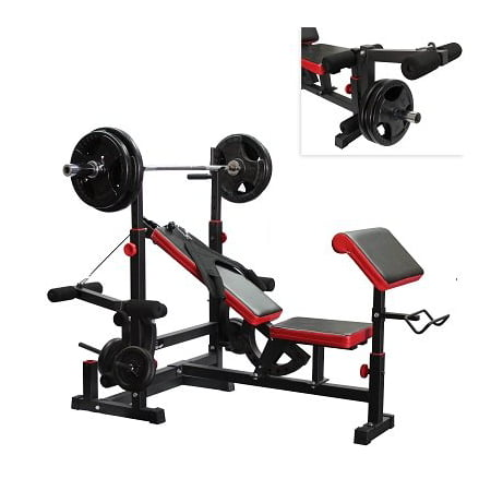 AmStaff Fitness Multifunctional Press Bench - image 1 of 1