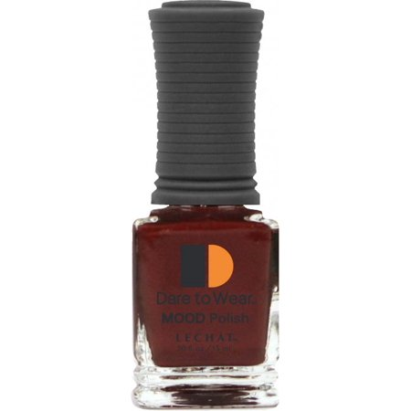 LECHAT Dare to Wear Lacquer Mood Changing Color Nail Polish - MPML28 Firey Passion