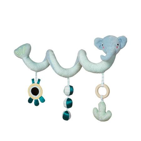 Safari Friends Elephant (Manhattan Toy Safari Elephant Spiral Stroller and Crib Toy)