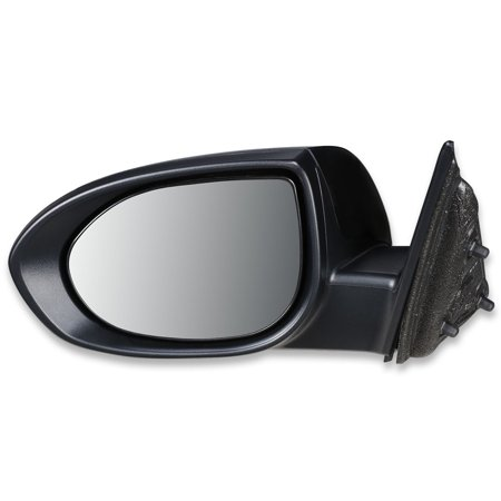 For 2009 to 2013 Mazda 6 OE Style Powered Driver / Left Side View Door Mirror Gs3L6918Zb-PFM 10 11 12