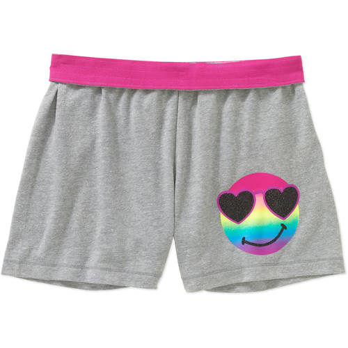 Girls' Graphic Shorts
