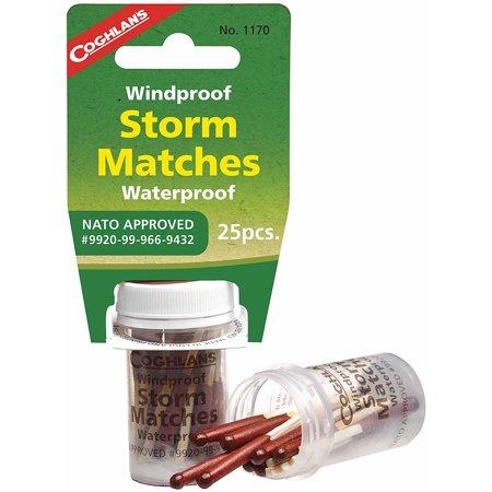 Windproof Waterproof Storm Matches