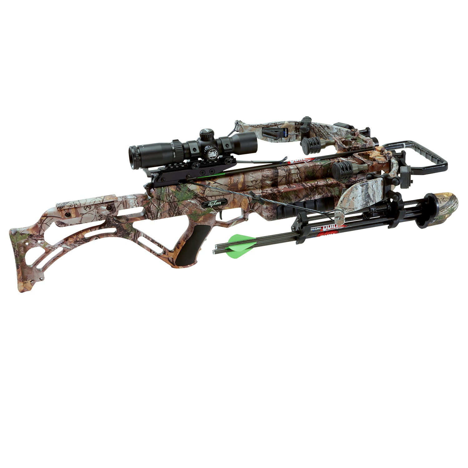Click here to buy Excalibur Crossbow E95857 Micro Suppresso by Excalibur Crossbow.