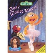 Sesame Street Zoe's Dance Moves [DVD] by SONY WONDER/SMV