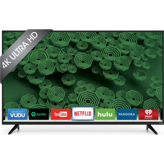 "Vizio D58u-D3 58"" Class 4K Ultra HD 2160p 120Hz LED Smart..."