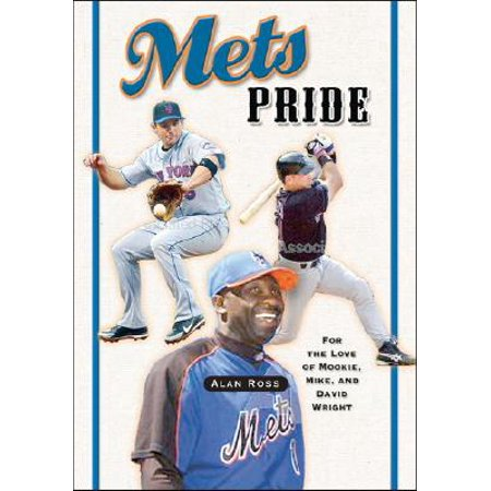 David Wright Memorabilia - Mets Pride : For the Love of Mookie, Mike and David Wright