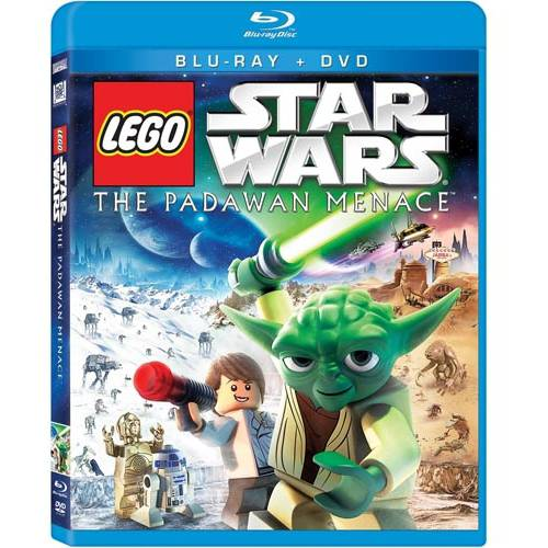 LEGO(R) Star Wars: The Padawan Menace(TM) (Blu-ray + DVD) (With Minifigure) (Widescreen)