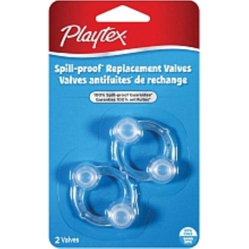 Playtex Replacement Valves 2 Each (Pack of 2)