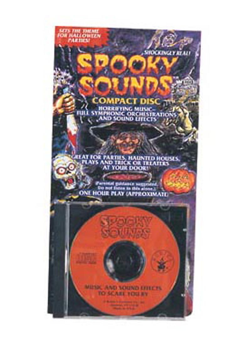 spooky sounds cd rubies 2259 walmartcom