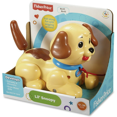 Fisher-Price Lil' Snoopy](Snoopy Doll)
