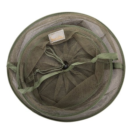 3 Layers Quick-dry Fishing Net Trap Net Mesh Net Folding Shrimp Nets Cage Fishing Tackle 4 Sizes - image 2 of 7